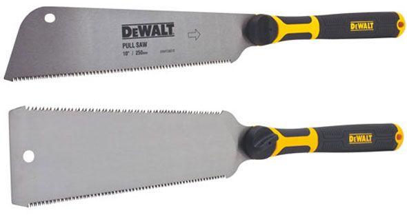 New Dewalt Pull Saws Gereedschap Cool Stuff Bench