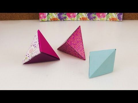 youtube christine pinterest origami modulares origami und geschenke. Black Bedroom Furniture Sets. Home Design Ideas