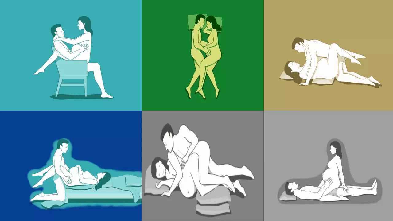 from Trace pregnancy sex positions pics
