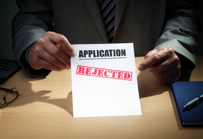 Reasons For Denied Credit Card Application