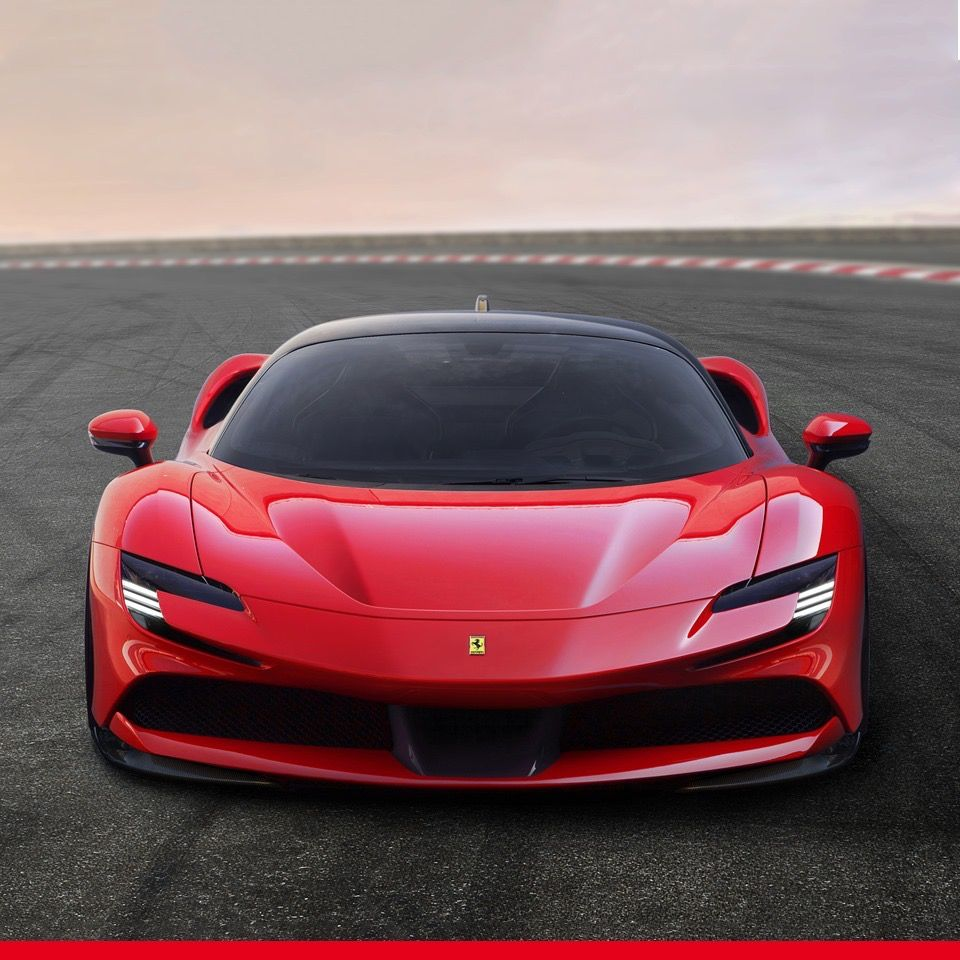 Pin By Luis Pena On Super Cars New Ferrari