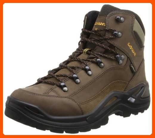 Lowa Men's Renegade GTX Mid Hiking BootSepia/Sepia8 M US