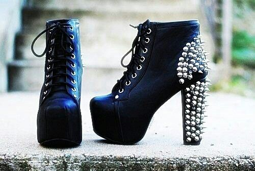 Heels, so want these!