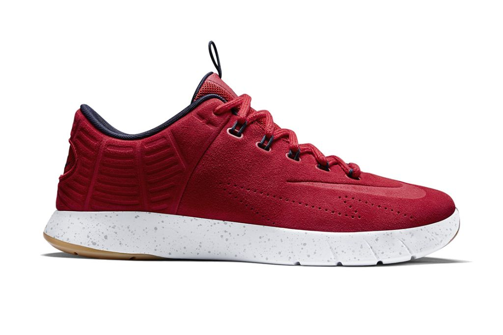 "Nike Lunar HyperRev Low EXT ""Gym Red"""