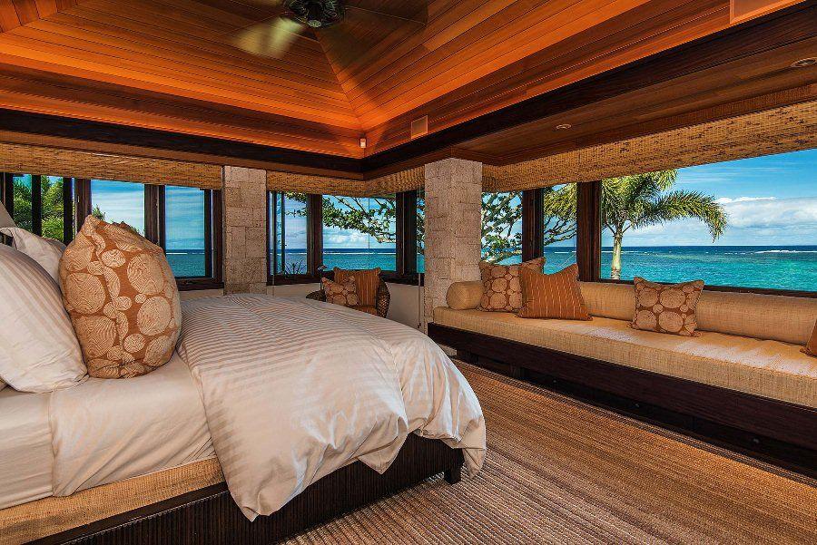 Beachfront estate on north shore of kauai anini hi for Kauai life real estate