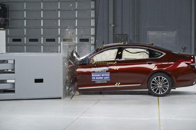 The Safest Vehicles Of 2015 Hyundai Genesis 2015 Hyundai
