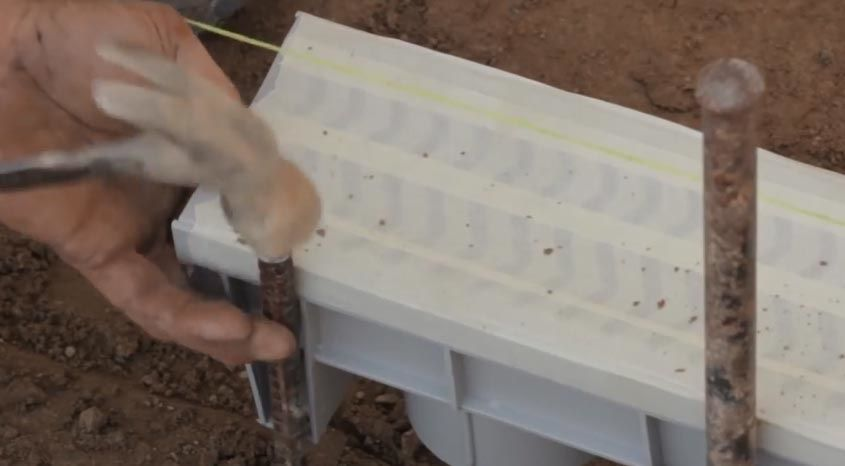 How To Install A Channel Drain System Drainage Solutions Yard Drainage Installation