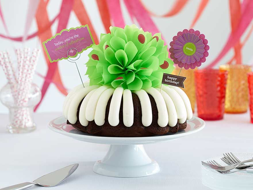 Make someone's day with this lighthearted cake, ideal for