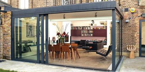 Key Elements From Glass Houses Conservatories Extensions And Orangeries Are Combined Together To Form Stunning Living Spaces That Miles