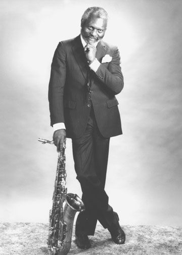 Frank Roberts Plus - Featuring the Wild Man on the Saxophone Hall of Fame Artist Alexander Frank Roberts, Sr. One of a kind Rock 'n' Roll / Rhythm 'n' Blues Saxophone Legend