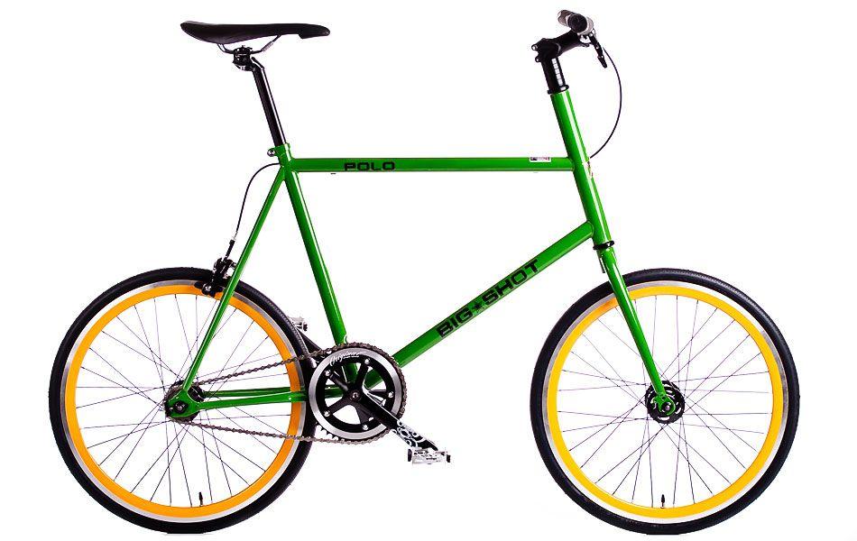 Big Shot Bikes - Mini Polo Bicycles | bicyclettes | Pinterest | Bike ...