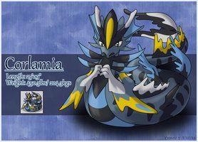 Corlamia by princess-phoenix