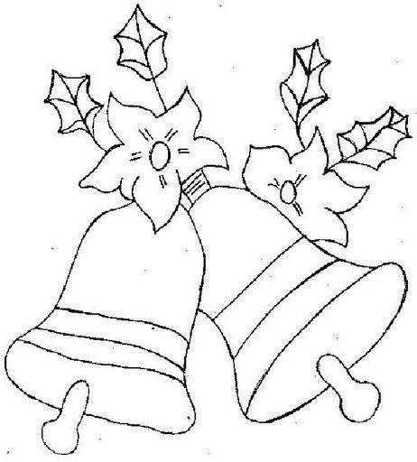 Navidad patrones 2 adornos en madera pintar en tela y - Dibujos navidenos para bordar ...