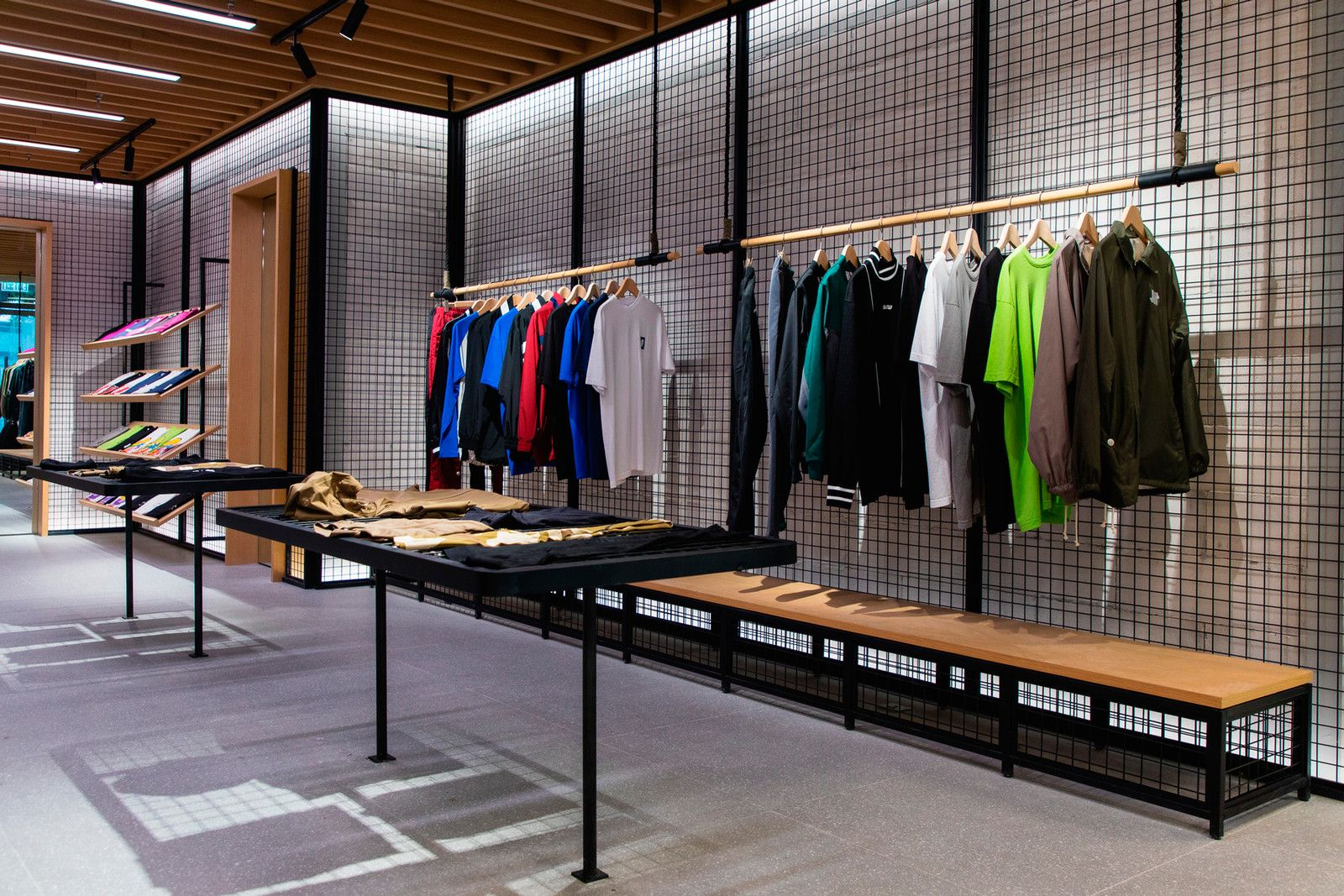 Yusuke Seki Refreshes Adidas Originals Flagship Store in