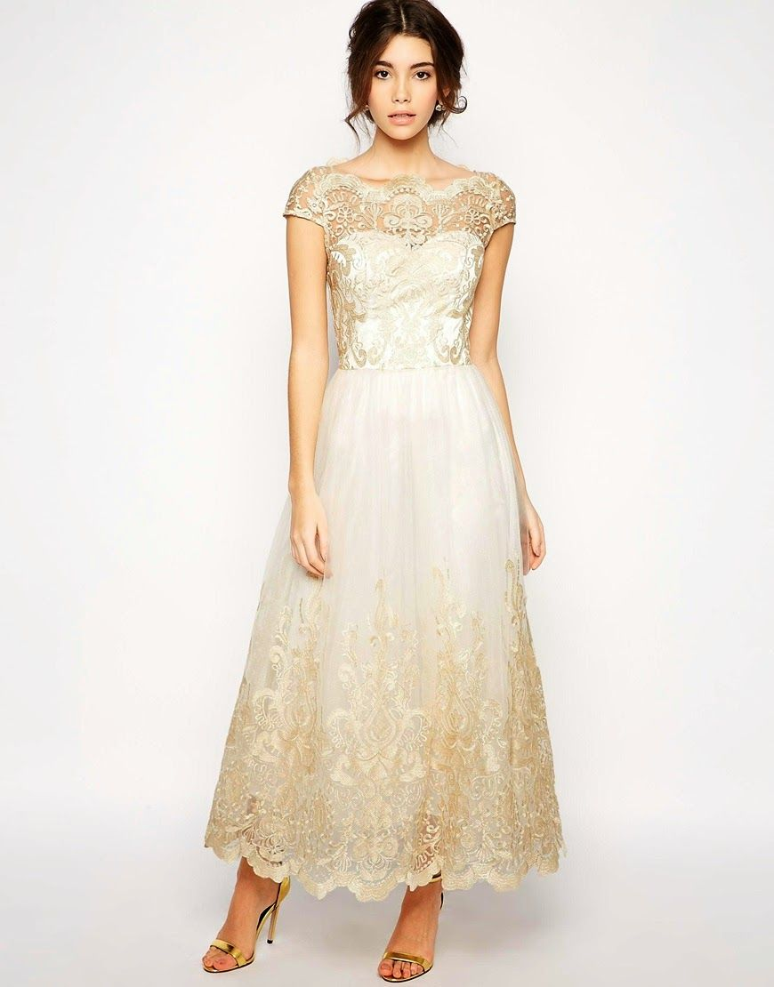 Lighten Up In Cream And White Formal Wear Finds Modest Clothing
