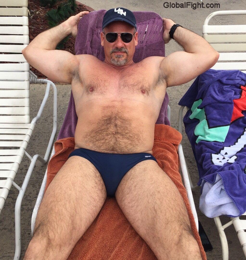 pinfurryfox6996 on men | pinterest | mature men, speedos and