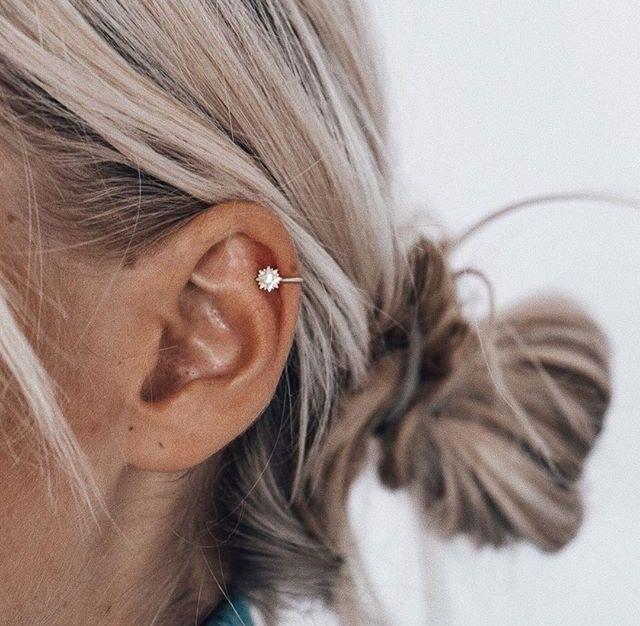 averymadelinee ☼ | Earrings | Pinterest | Piercings, Ear ... Ear Piercings Pinterest