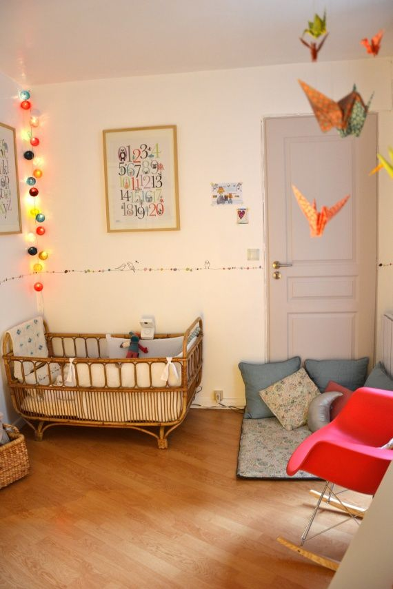Every element of the hipster kidsroom Kids home Pinterest
