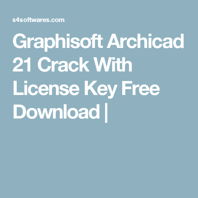 archicad 21 download full version