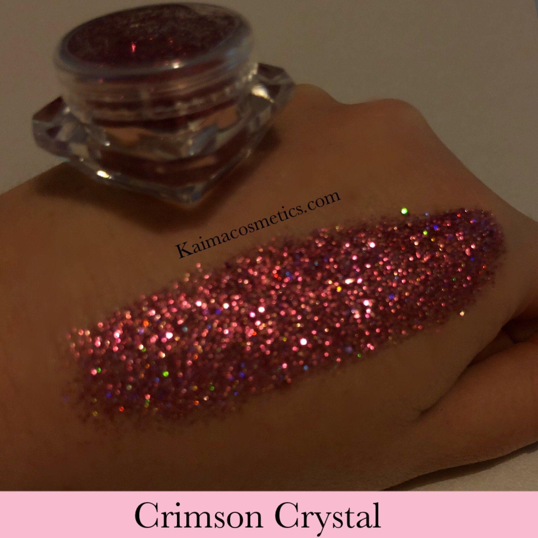 Loose glitter Crimson crystal ⭐️⭐️⭐️⭐️⭐️ Buy cruelty