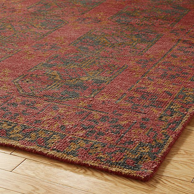 Asa Red Rug 9 X12 Reviews Furniture Red Rugs Rugs Red