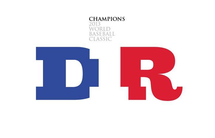 Logo To Celebrate Dominican Republic World Baseball Champions World Baseball Classic Sports Logo Baseball