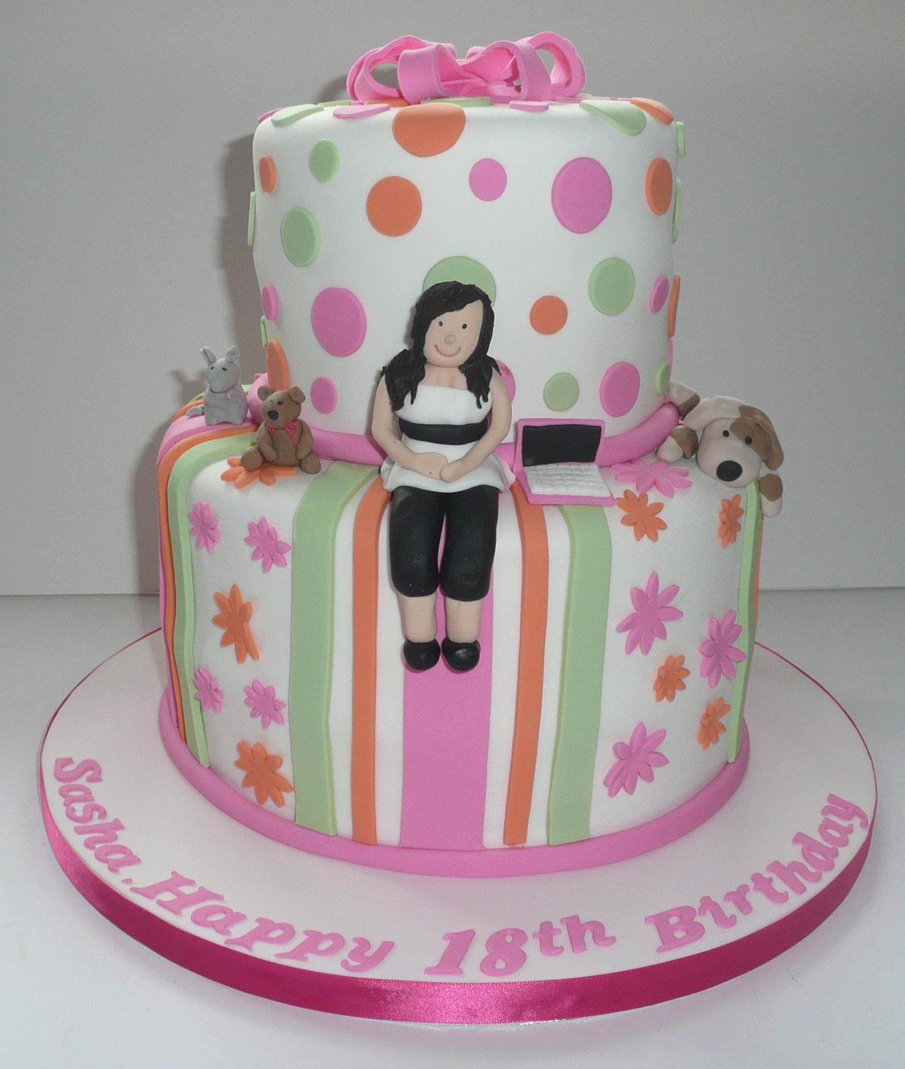 Really Cool 18th Birthday Cakes