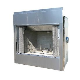 Allen Roth Stainless Steel Outdoor Vented Wood Burning Fireplace