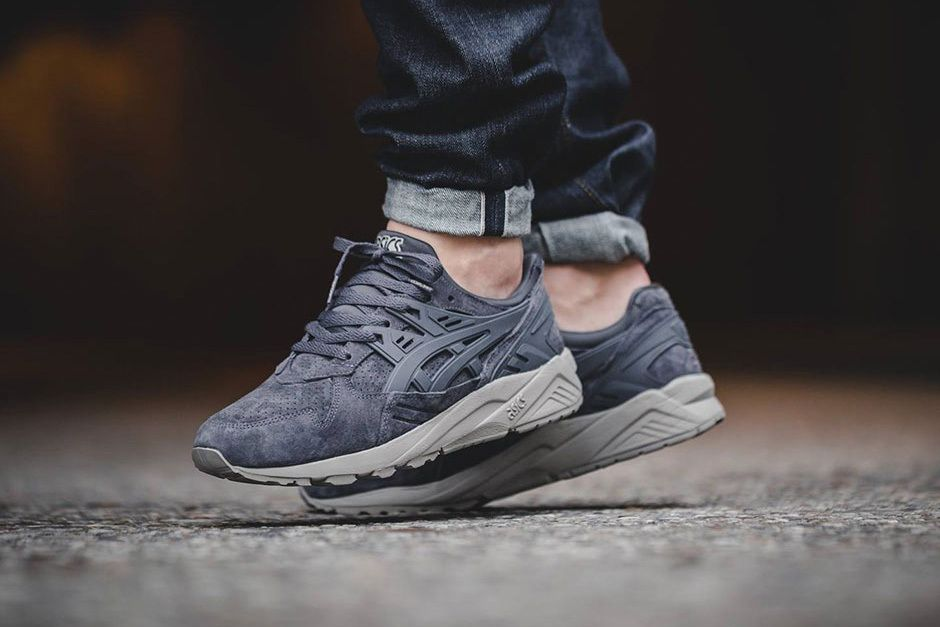 pretty nice d564d 22a69 ASICS Revamps the GEL-Kayano in Subdued