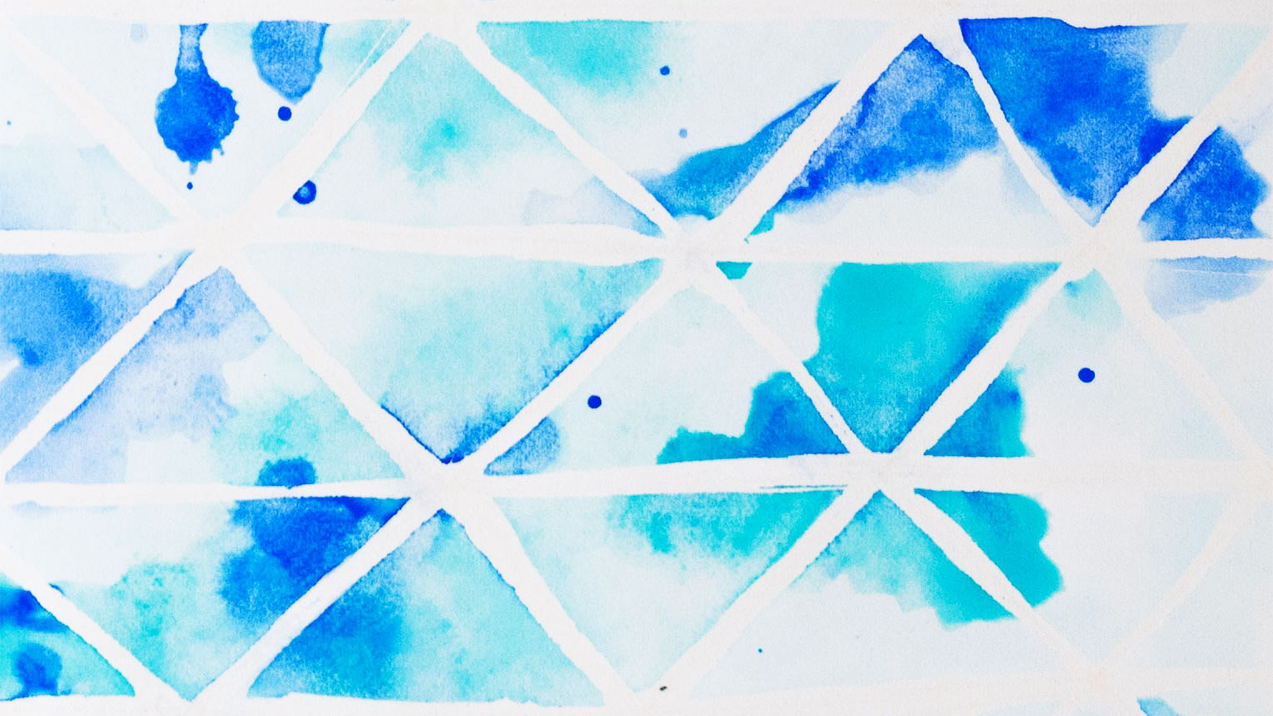 Blue Watercolor Wallpaper Blue Watercolor Wallpaper