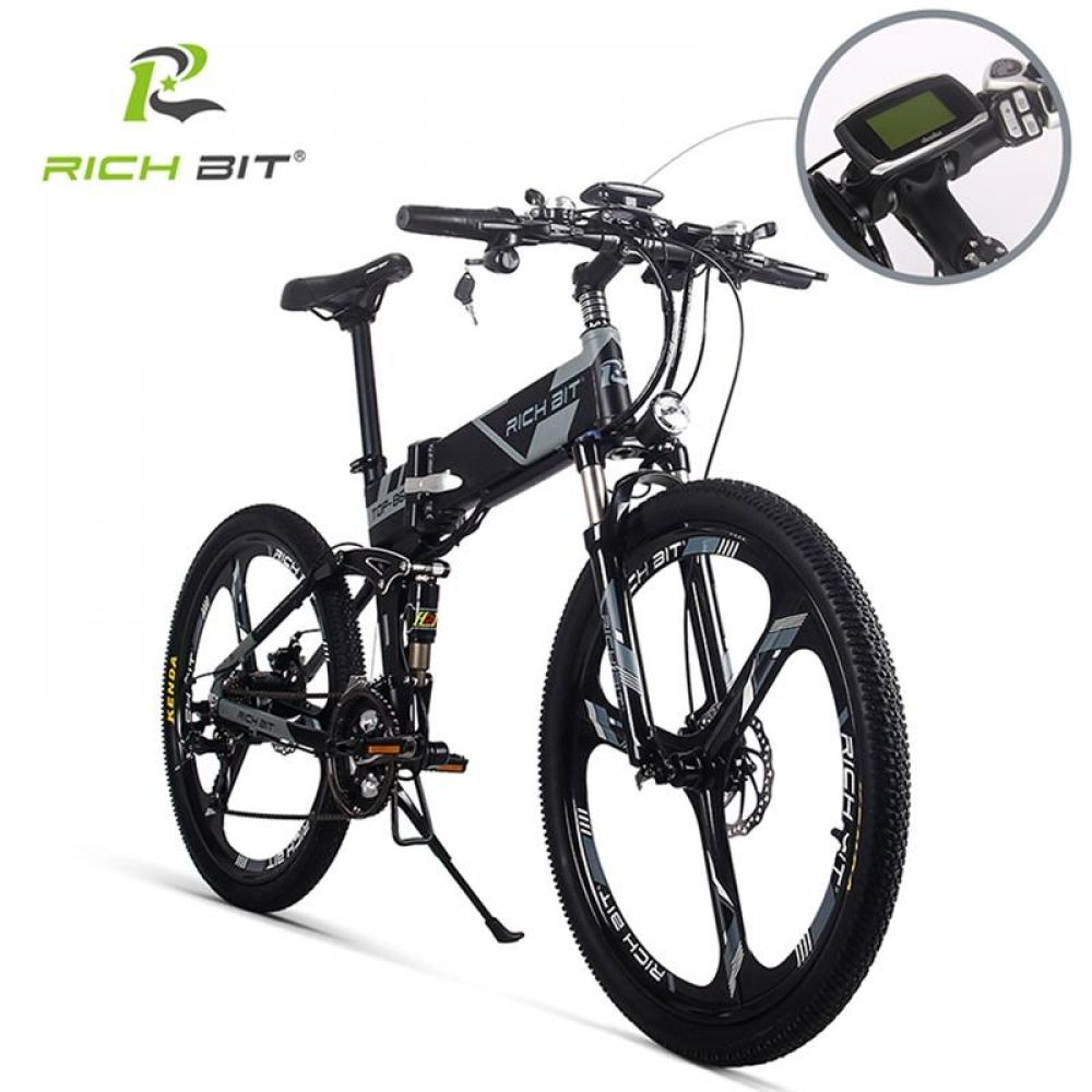 36v 250w 12 8ah Mountain Hybrid Electric Bicycle Cycling