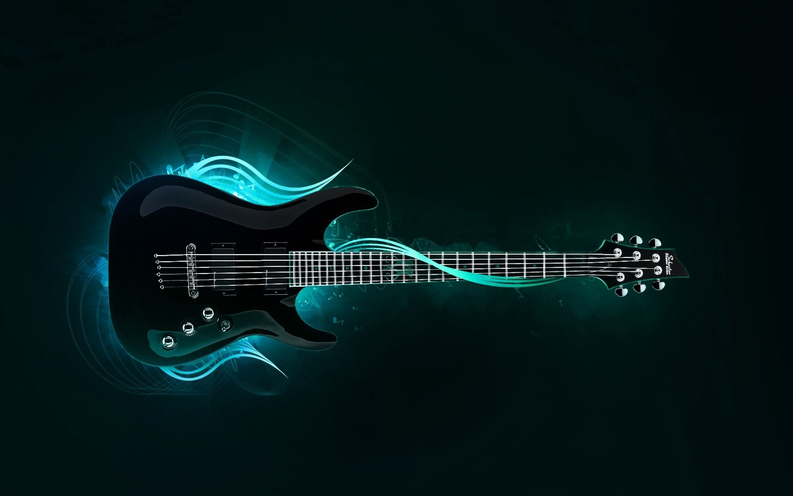 Rock Guitar Hd Wallpapers With Images Music Wallpaper