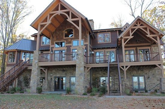 Stupendous Kentucky Lake Lodge Test Drive The Kentucky Lake Lodge Home Interior And Landscaping Mentranervesignezvosmurscom