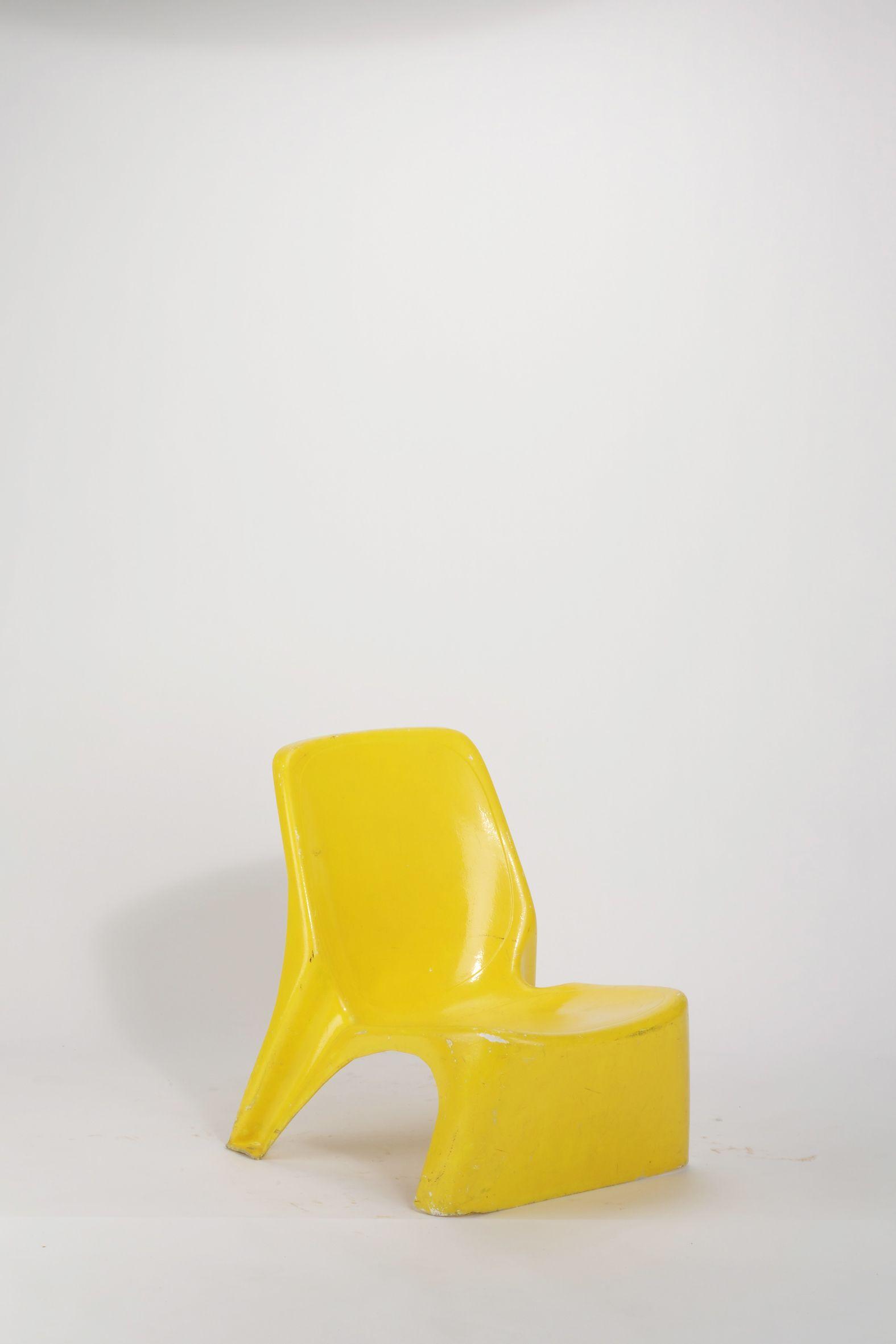 Entwurf unbekannt, Stuhl (um 1968)