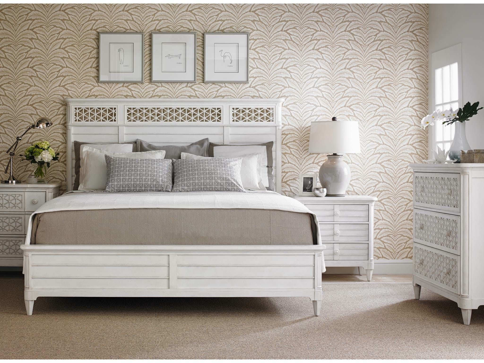 Stanley Furniture Bedroom Media Chest 451-23-04 - Louis ...