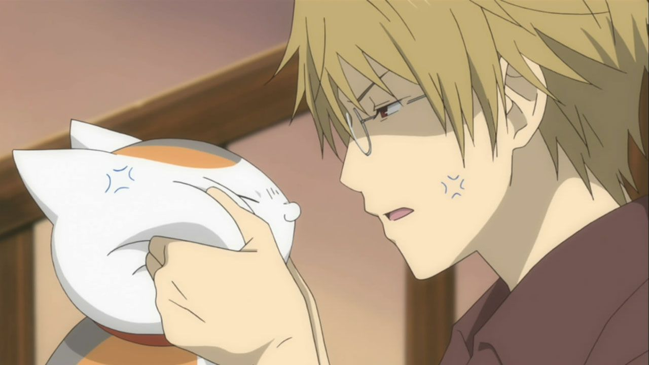 Image result for zoku natsume yuujinchou exorcists