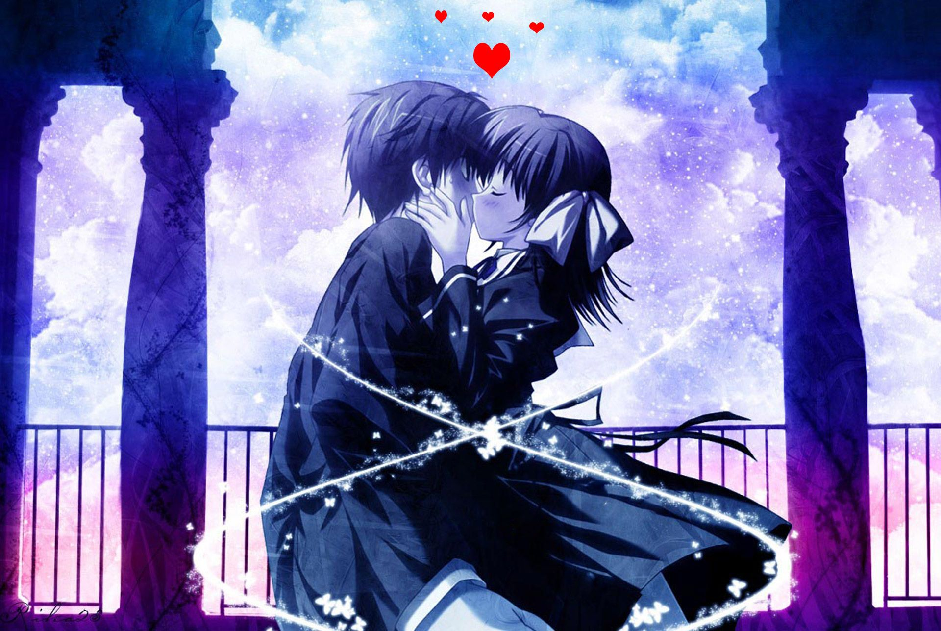 imagenes para fondo de escritorio fondo escritorio anime amor mi amore en 2019 anime