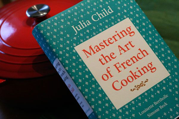 ... Cookbook of the Week: Mastering the Art of French Cooking: Volume One  by Julia