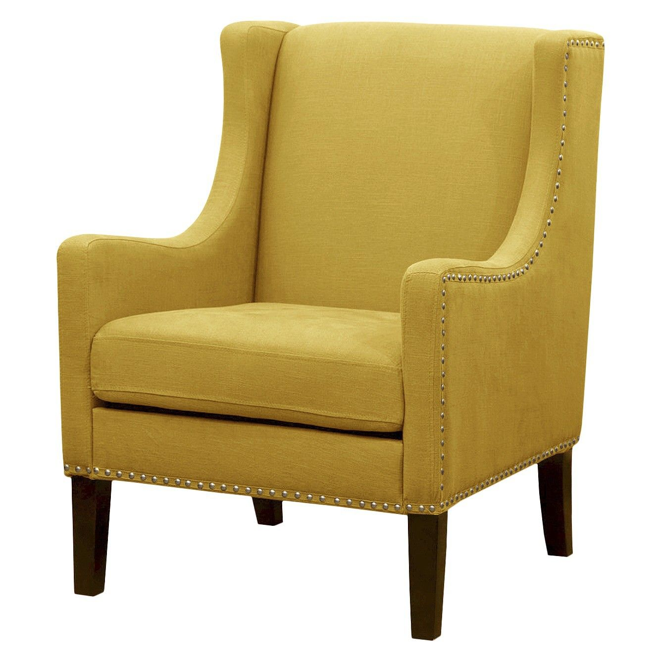 Jackson Solid Nailbutton Chair Target 190 Furniture Wingback