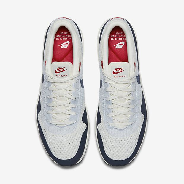 Chaussure Nike Air Max 1 Pas Cher Homme Ultra 2 0 Flyknit Voile ...