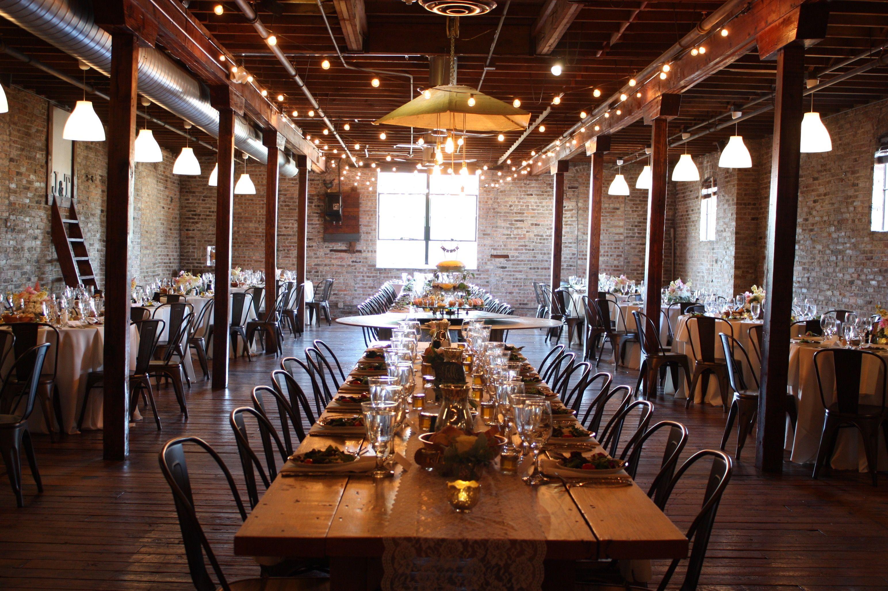 The Haight Rustic Wedding Venue in Chicago, IL
