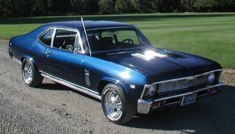 1968 Chevrolet Nova Pictures Cargurus Chevrolet Nova Chevy Muscle Cars Chevy Nova