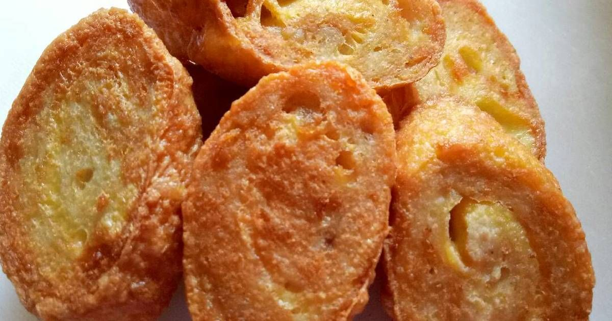 Resep Chicken Egg Roll Ala Hokben Oleh Syaika S Spices Resep Telur Gulung Resep Adonan