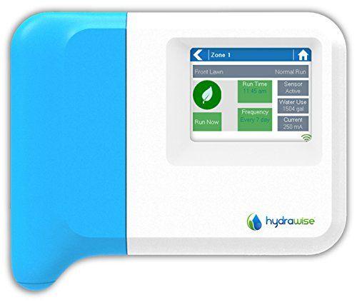 Hydrawise 12 Zone Wifi Irrigation Controller Hydrawise Http Www Amazon Com Dp B00lzbfq66 Ref Cm Sw R Pi Dp Irrigation Controller Irrigation Irrigation System