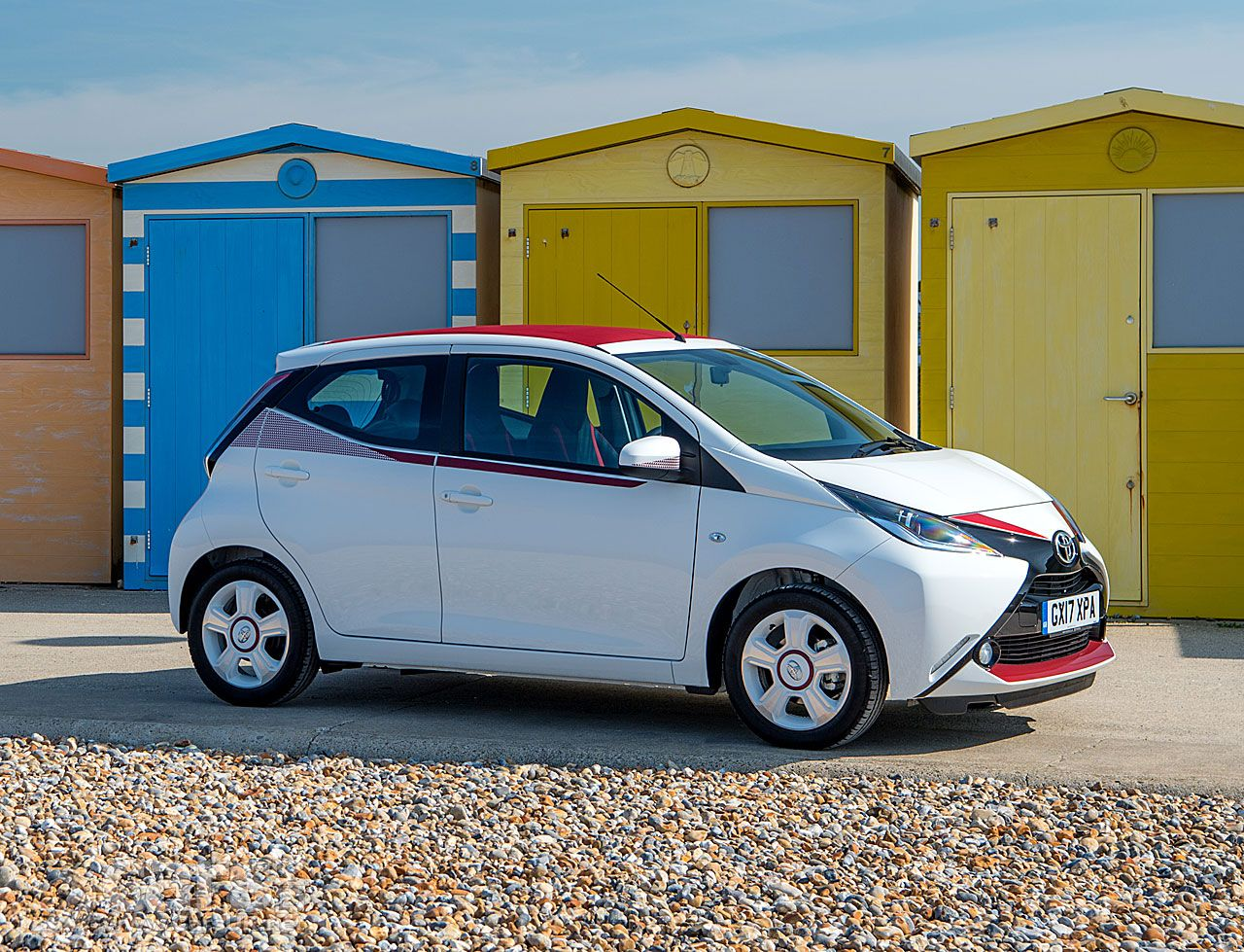 Toyota Aygo X Claim Arrives As A Limited Edition Aygo Summer Special Costs From 14 195 Cars Uk Toyota Aygo New Cars Cars Uk