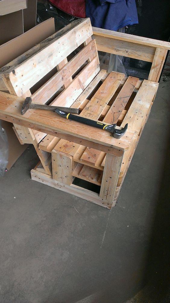 Pin auf Diy ~ 01211446_Garten Lounge Bauen Anleitung