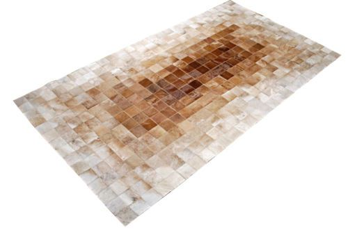 Neu Kuhfell Patchwork Teppich Rugs Carpet Diy