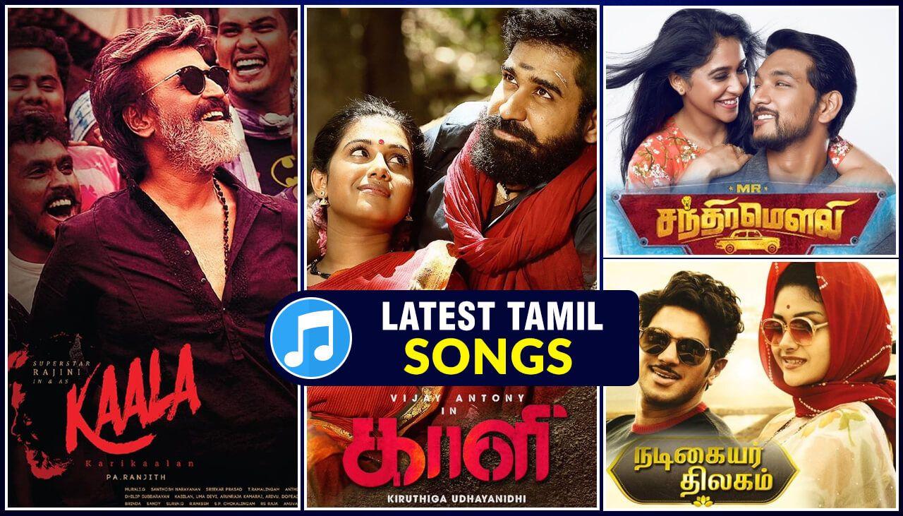 Listen To The Top Tamil Songs Released This Week Songs Audio