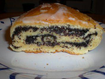 Mohnkuchen Recipe Food Pinterest Kuchen Mohn And Hefe Kuchen