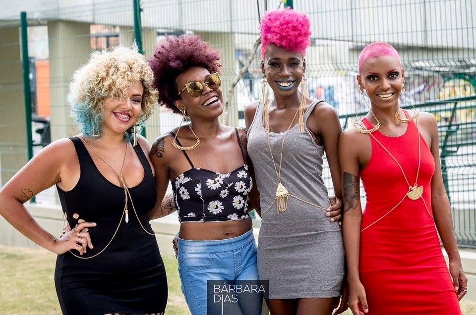 Pin by SassEZ on Rainbow curls Natural hair styles